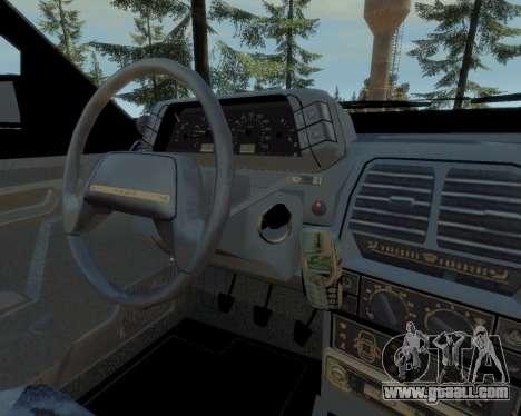 VAZ 21103 v1.1 for GTA 4 side view