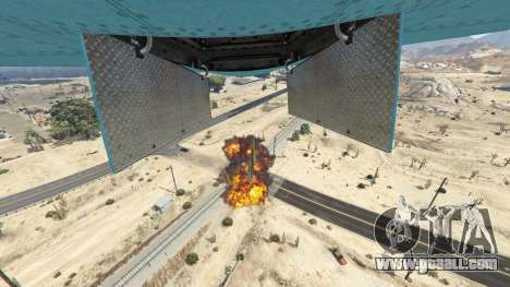 GTA 5 Carpet Bomber third screenshot