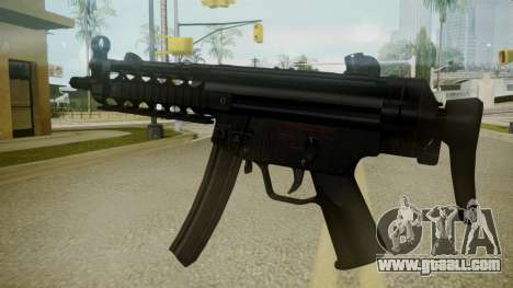 Atmosphere MP5 v4.3 for GTA San Andreas second screenshot