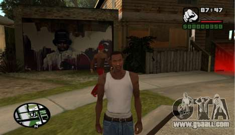 Hip Hop Loadscreens for GTA San Andreas seventh screenshot