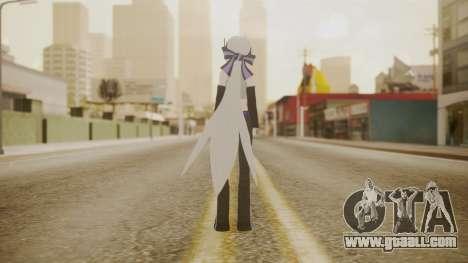 Project Diva Dreamy Theater - Yowane Haku for GTA San Andreas third screenshot