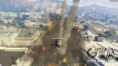 GTA 5 MH-6/AH-6 Little Bird Marine tenth screenshot