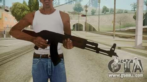 Atmosphere AK-47 v4.3 for GTA San Andreas third screenshot