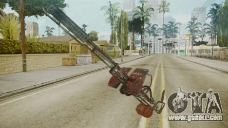 Atmosphere Flame Thrower v4.3 for GTA San Andreas