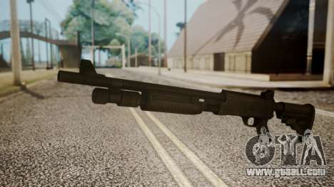 Combat Shotgun from RE6 for GTA San Andreas