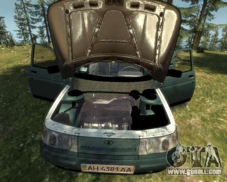 VAZ 21103 v1.1 for GTA 4 back left view