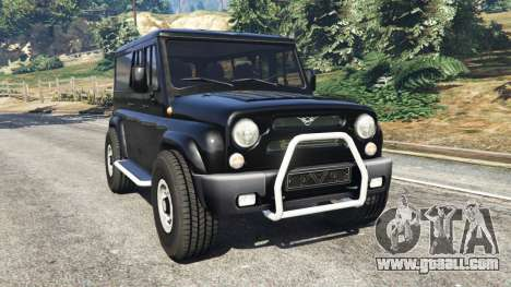 UAZ-3159 bars [Beta] for GTA 5