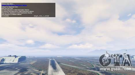 GTA 5 Simple Trainer v2.4 fifth screenshot