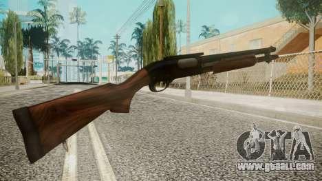 Shotgun by EmiKiller for GTA San Andreas second screenshot