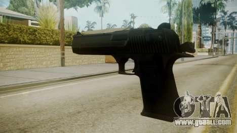 Atmosphere Desert Eagle v4.3 for GTA San Andreas second screenshot