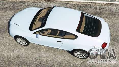 GTA 5 Bentley Continental Supersports [Beta] back view