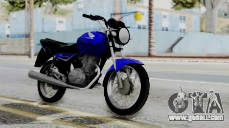 Honda CG Titan 2014 for GTA San Andreas