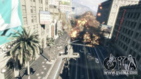 GTA 5 MH-6/AH-6 Little Bird Marine eighth screenshot