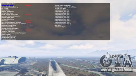 GTA 5 Simple Trainer v2.4 second screenshot