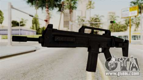 M4 from RE6 for GTA San Andreas