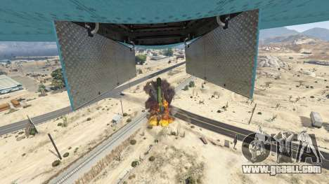 GTA 5 Carpet Bomber fourth screenshot
