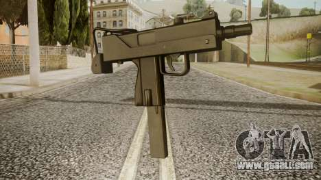 Micro SMG by catfromnesbox for GTA San Andreas