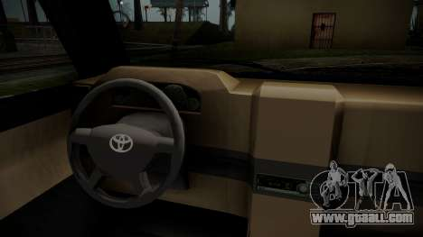 Toyota Kijang Tuned Stance for GTA San Andreas right view