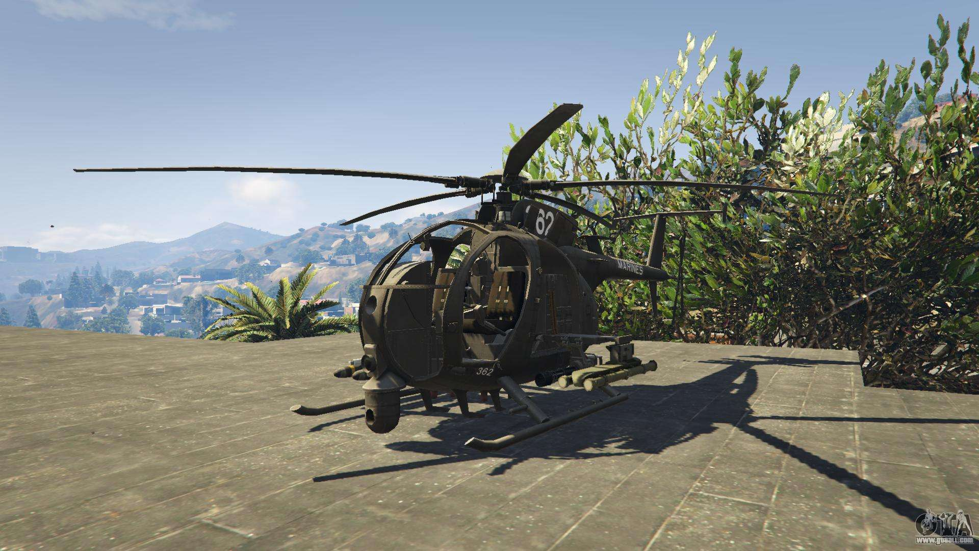 helicopter mod 1 6 4 with 69663 Mh 6 Ah 6 Little Bird Marine on Christmas Rope Hero Apk Download together with Arma2 Bundeswehr Mod 15 Veroeffentlicht further 8936 Chity Na Ekrane moreover HMS Ocean  L12 additionally 34145 Gta V Police Maverick.