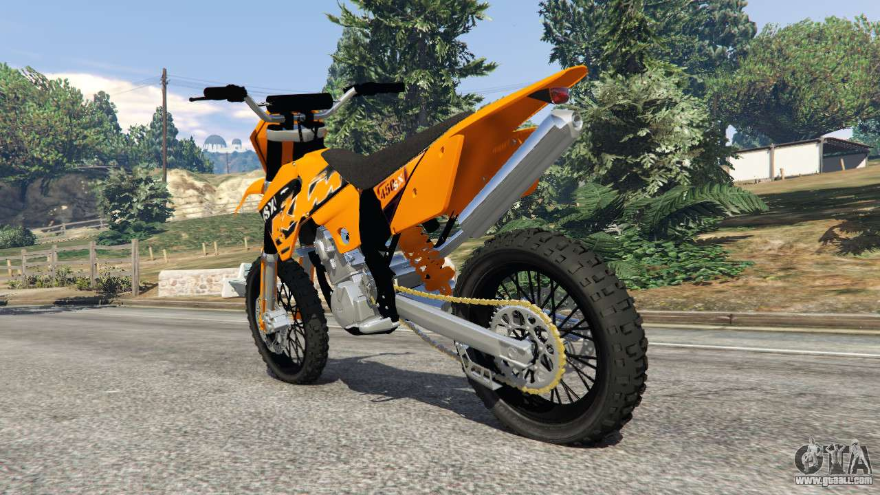 Ktm Sports Motorcycles