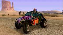 VW Baja Buggy Gymkhana 6 for GTA San Andreas