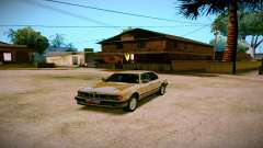 BMW 735il E32 1992 for GTA San Andreas