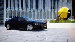 Audi A8L W12 2013