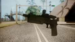 Silenced Pistol from RE6 for GTA San Andreas