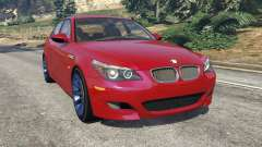 BMW M5 (E60) 2006 for GTA 5