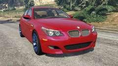 BMW M5 (E60) 2006