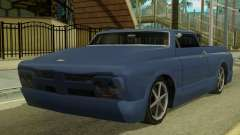 Kounts Pickup PaintJob for GTA San Andreas