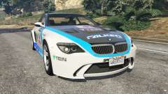 BMW M6 (E63) WideBody v0.1 [Volk Racing Wheel] for GTA 5