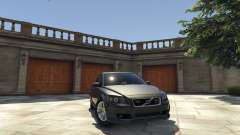 Volvo C30 Unmarked Police for GTA 5