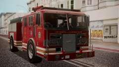 GTA 5 MTL Firetruck IVF for GTA San Andreas