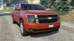Chevrolet Suburban 2015 for GTA 5