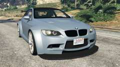 BMW M3 (E92) WideBody v1.0 for GTA 5