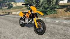 KTM 450SX Racing 2007 for GTA 5