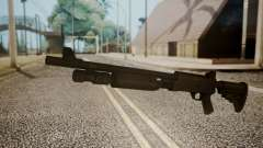 Combat Shotgun from RE6 for GTA San Andreas