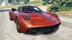 Pagani Huayra 2013 for GTA 5