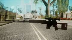 Sniper Rifle by EmiKiller for GTA San Andreas