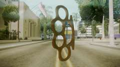 Atmosphere Brass Knuckles v4.3 for GTA San Andreas