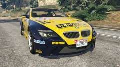 BMW M6 (E63) WideBody v0.1 [StopTech] for GTA 5
