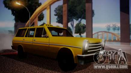 Taxi-Perennial for GTA San Andreas