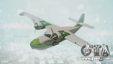 Grumman G-21 Goose DQAYL for GTA San Andreas
