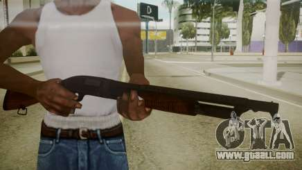 Atmosphere Shotgun v4.3 for GTA San Andreas