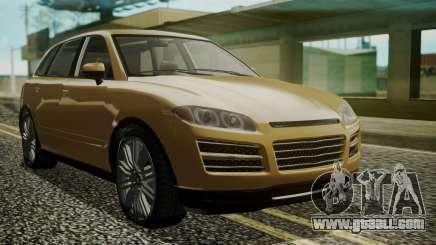 GTA 5 Obey Rocoto for GTA San Andreas