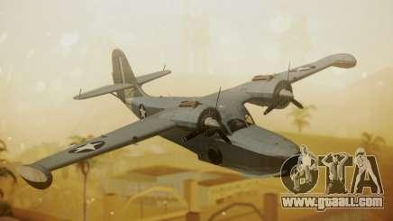 Grumman G-21A Goose for GTA San Andreas