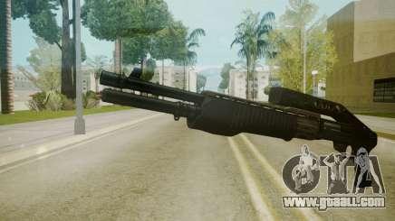 Atmosphere Combat Shotgun v4.3 for GTA San Andreas