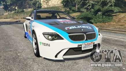 BMW M6 (E63) WideBody v0.1 [Volk Racing Wheel] for GTA 5