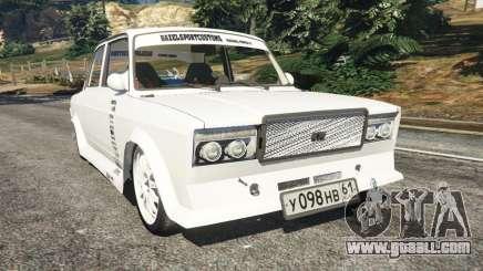 VAZ-2107 Redline 61 for GTA 5